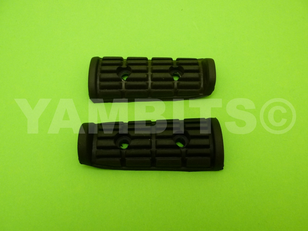 RD350 YPVS LC2 Footrest Rubbers Rear