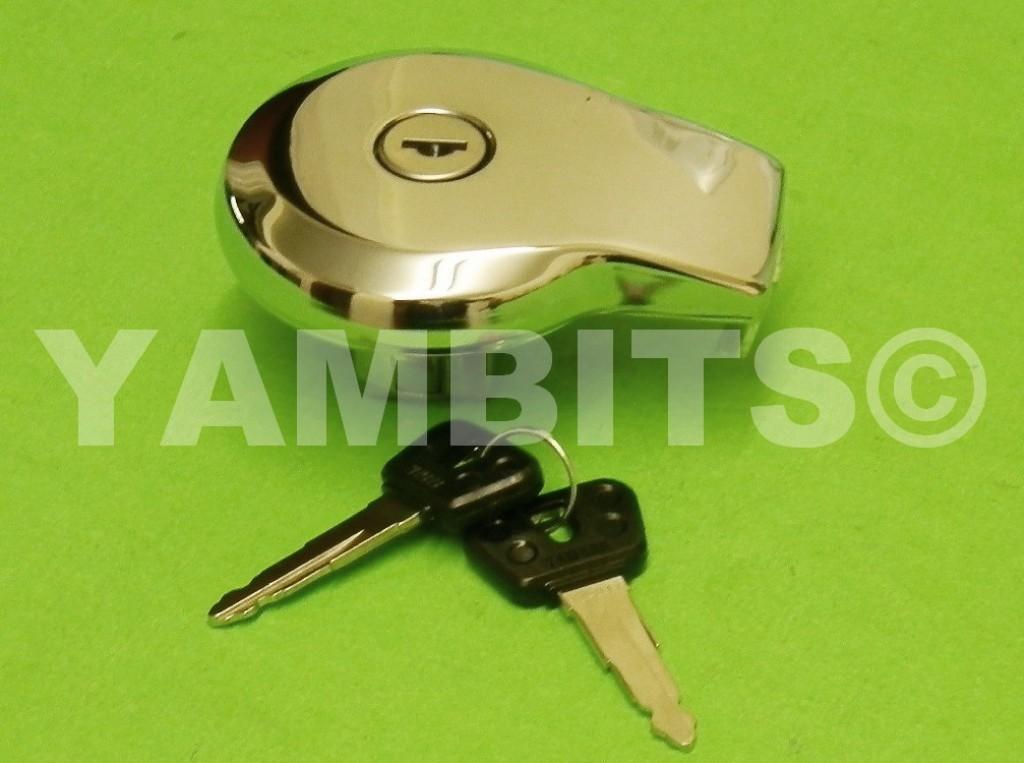 Xj550 Seca Fuel Cap - Ftc019 - Fuel Caps - Fuel & Oil Tank