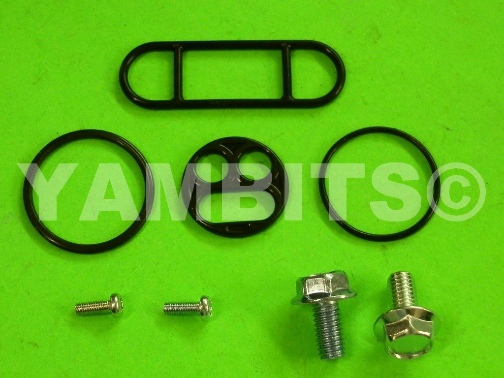 RD350 YPVS F2 2UA Fuel Tap Repair Kit