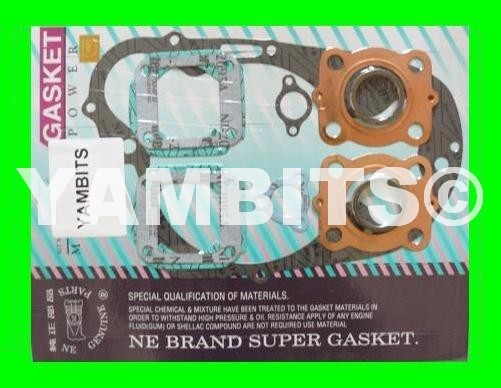 RD125 1977 Gasket Set Full