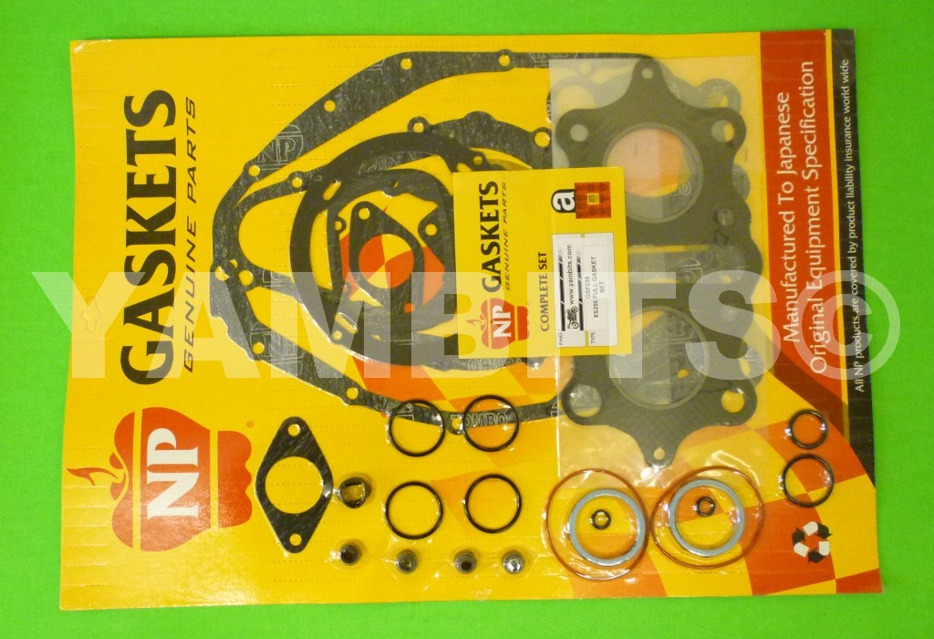 XS250SE Gasket Set Full