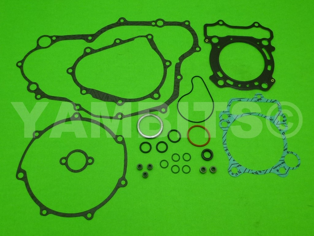 WR250F Gasket Set Full