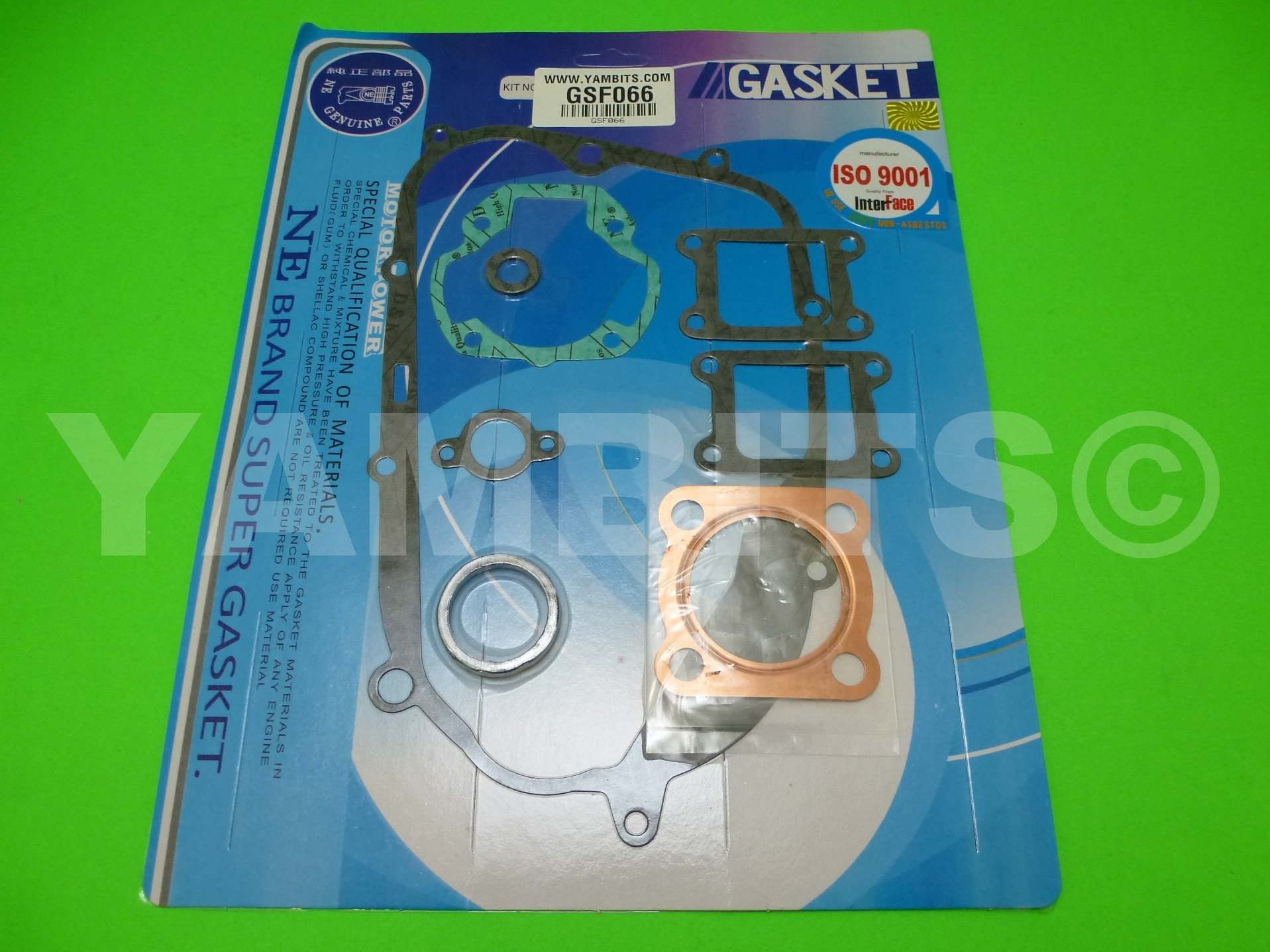TY80 Gasket Set Full