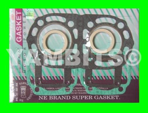 RD350LC Gasket Set Top