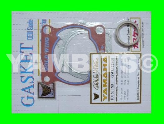 DT175MX Gasket Set Top