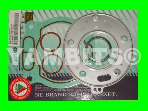 DT125R Gasket Set Top