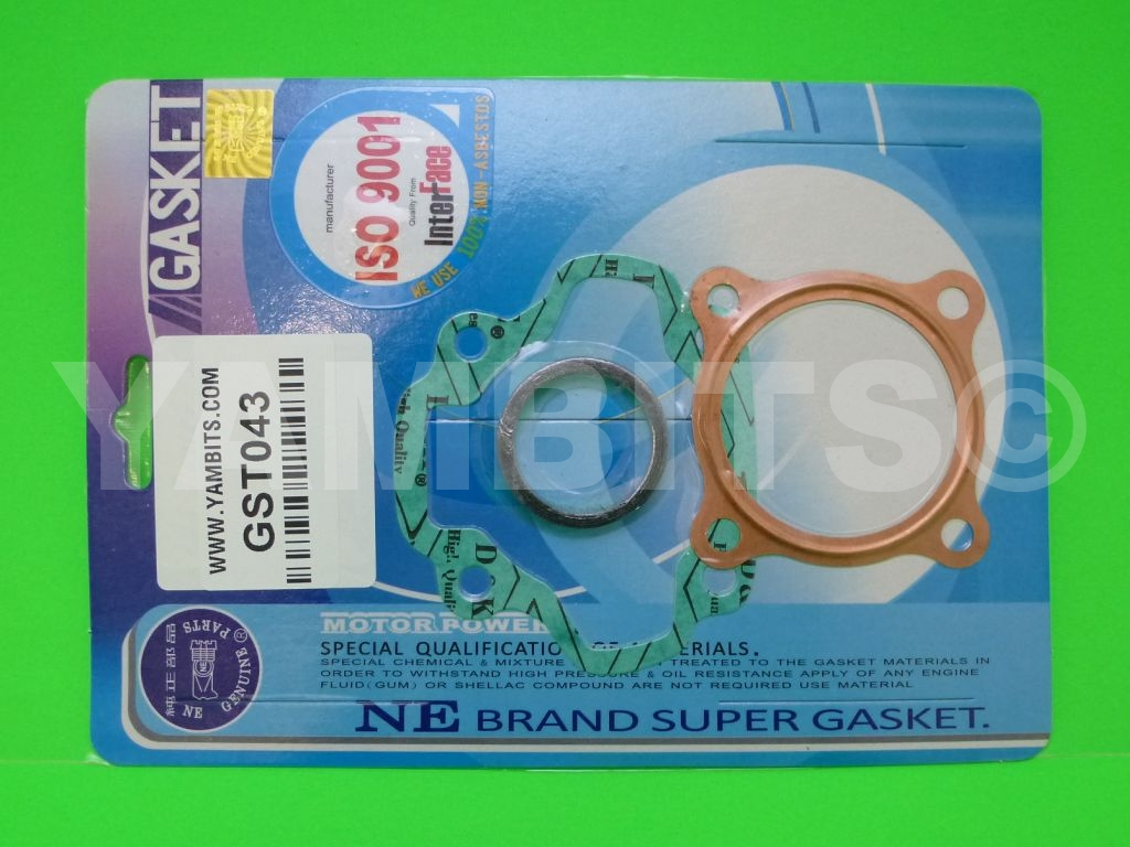 PW80 Gasket Set Top