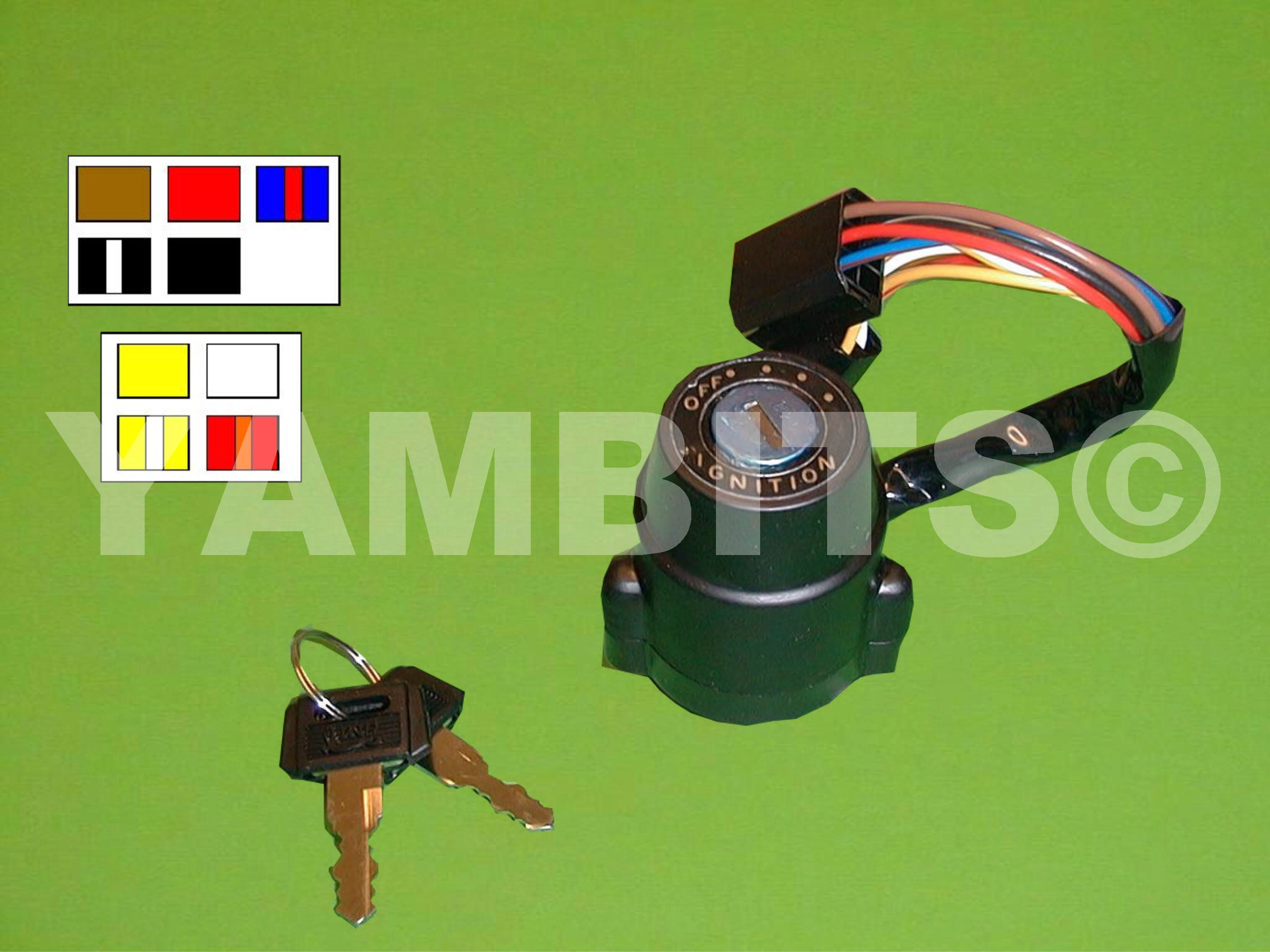 DT175E Ignition Switch