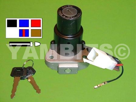 DT125R Ignition Switch