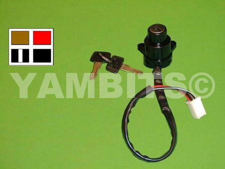 DT50MX Ignition Switch