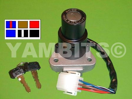 XT600E Ignition Switch