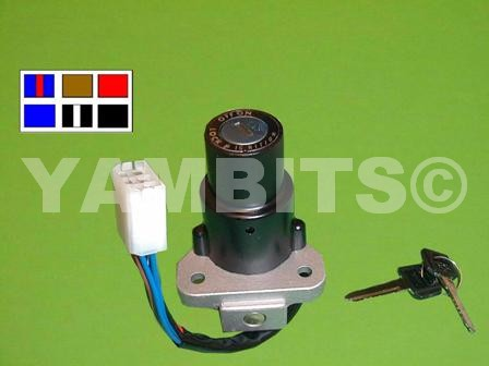 DT125LC MK2 Ignition Switch