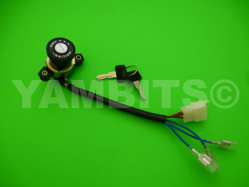 RD400D Ignition Switch