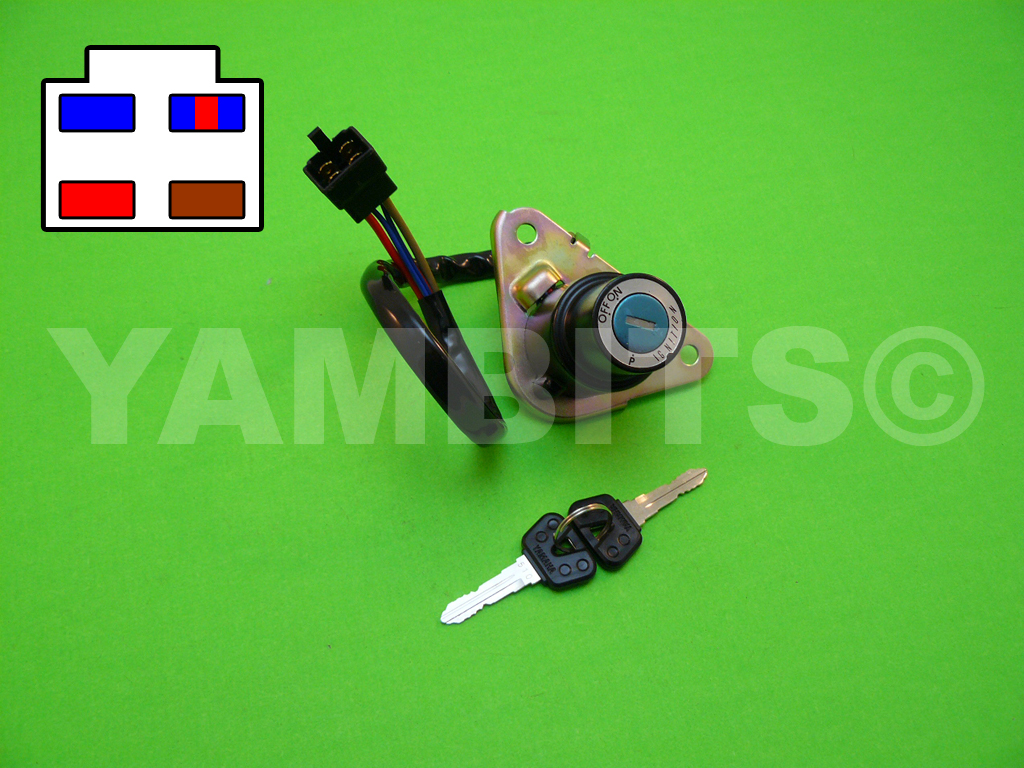 Xv250 Virago Ignition Switch Igs027 Ignition Amp Kill