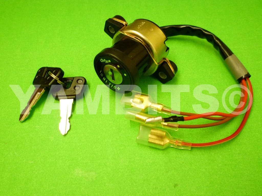 XS650 Ignition Switch