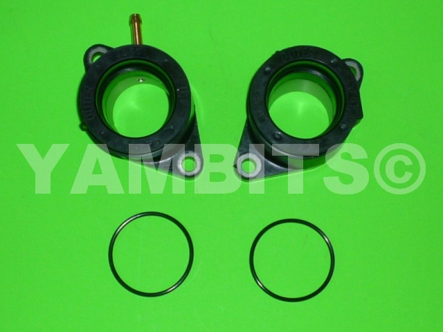 XT600E Inlet Manifold Carb Rubber Kit
