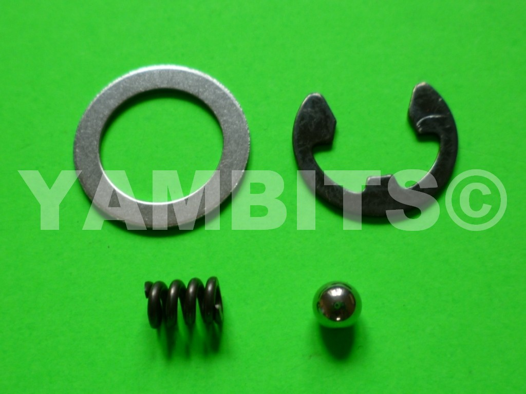 LT2M Kickstart Lever Repair Kit