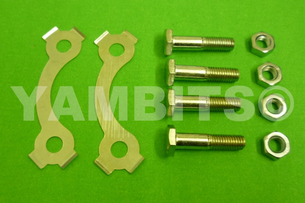 LT3 Sprocket Fitting Kit Rear