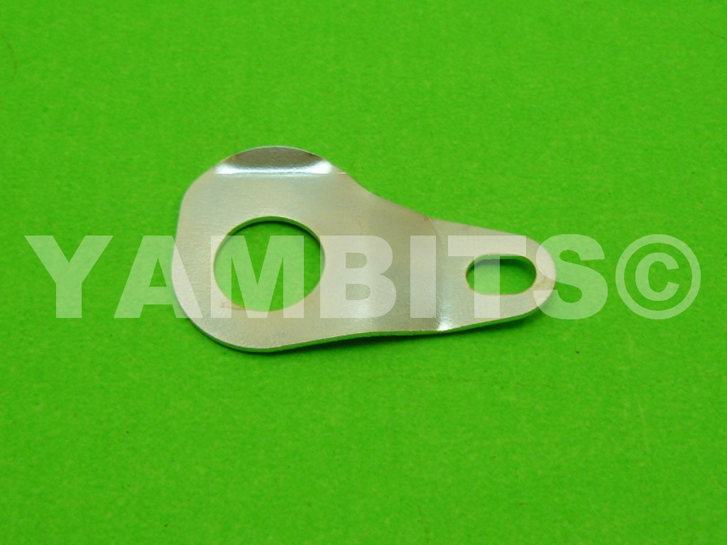 XS650 Swing Arm Pivot Lock Tab