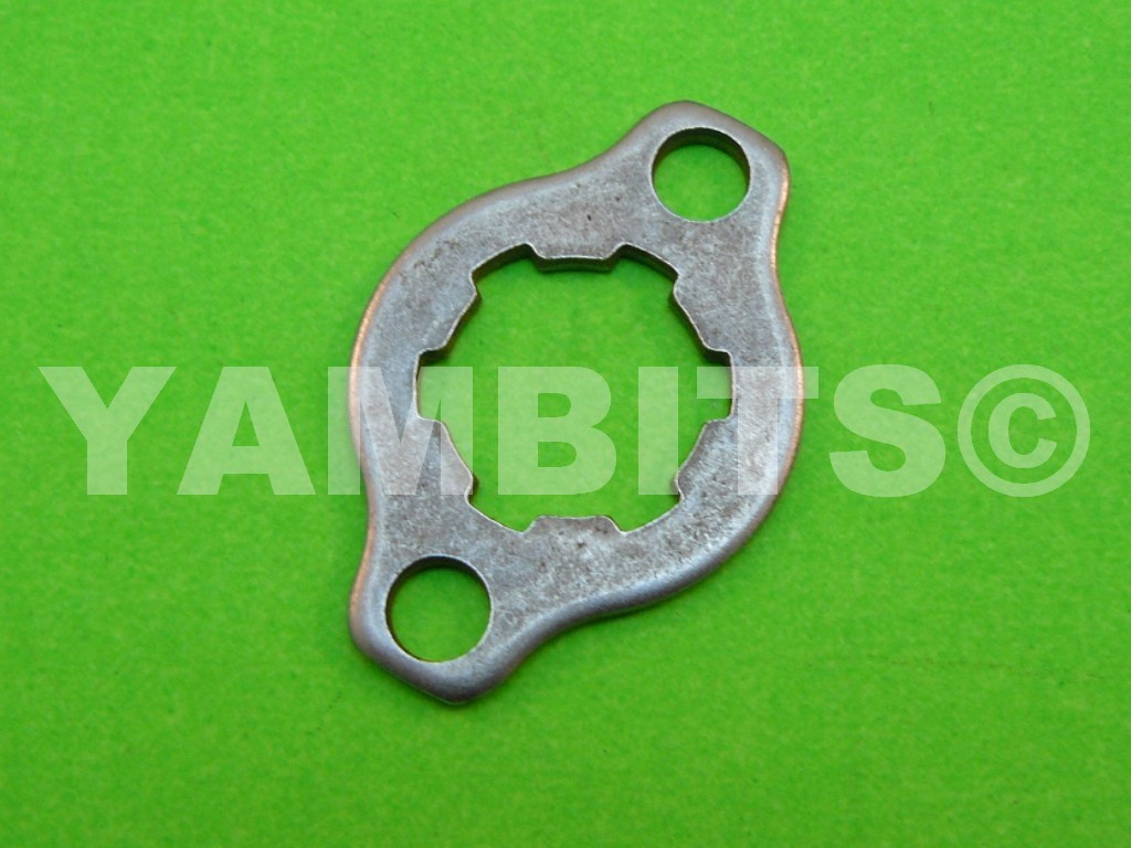 ST225 Sprocket Retainer Front