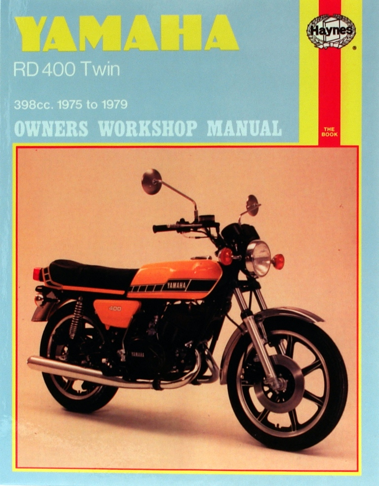 RD400E USA Workshop Manual