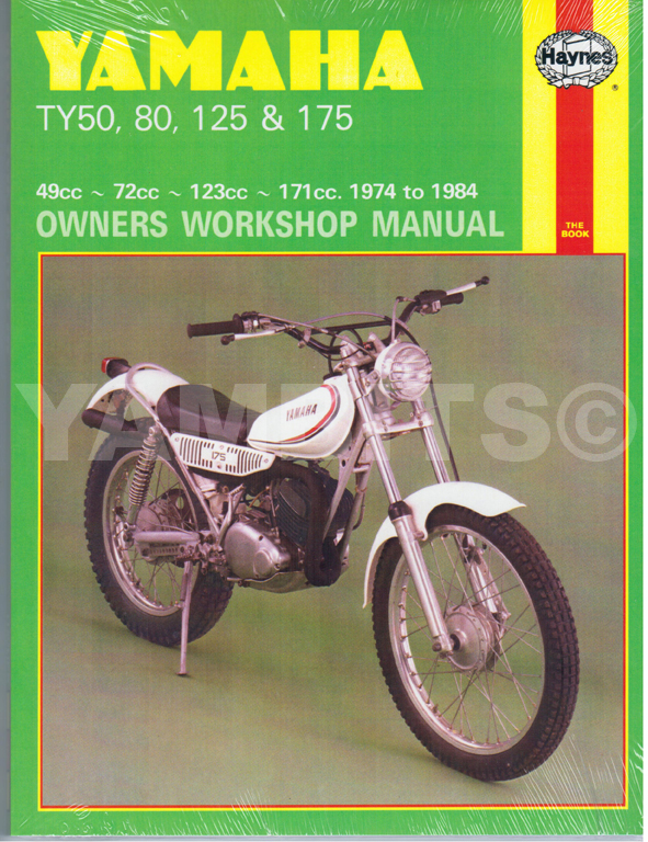 TY80 Workshop Manual