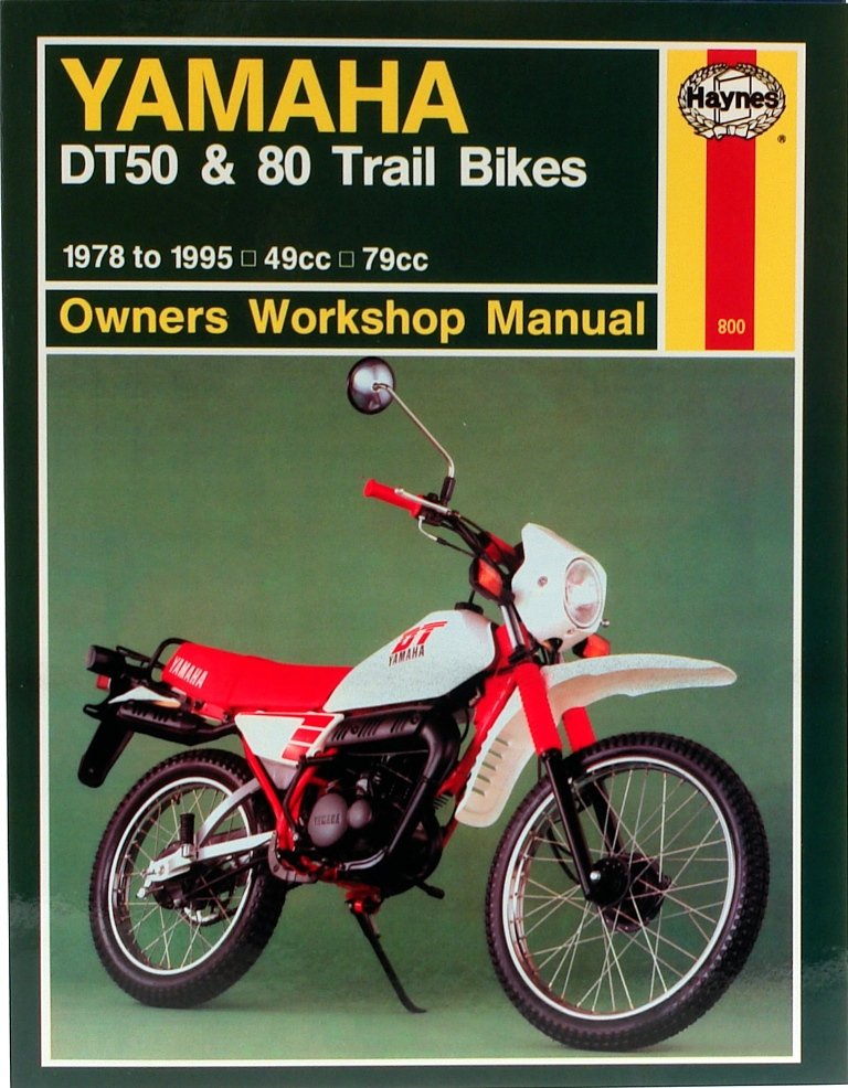 DT50M Workshop Manual