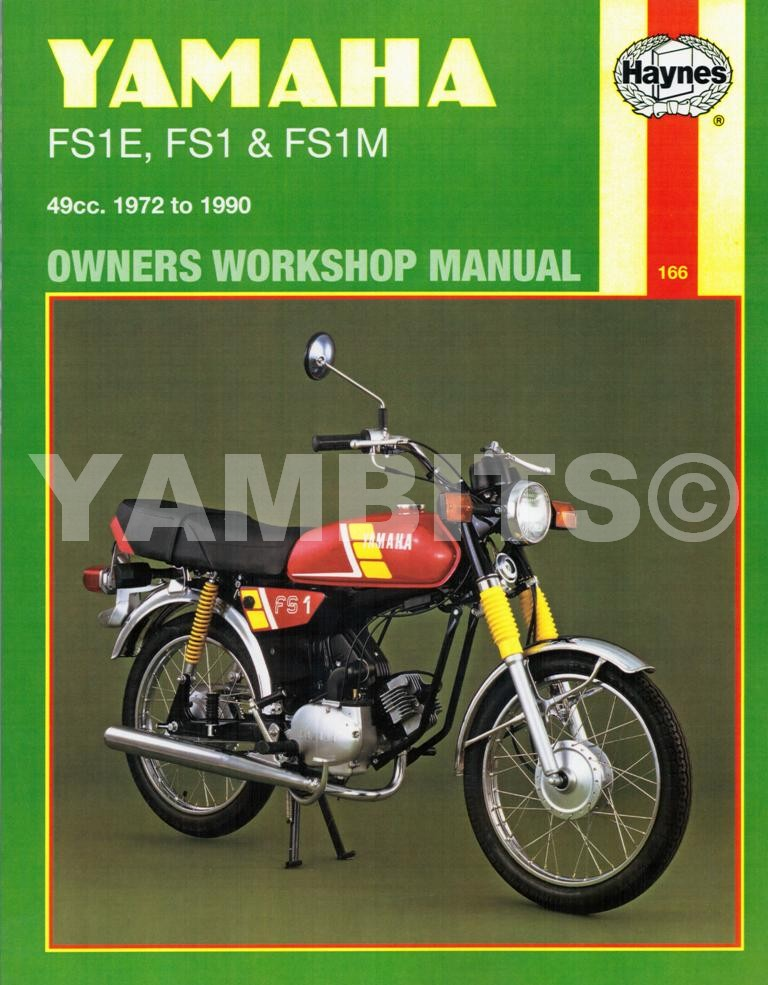FS1SE Workshop Manual