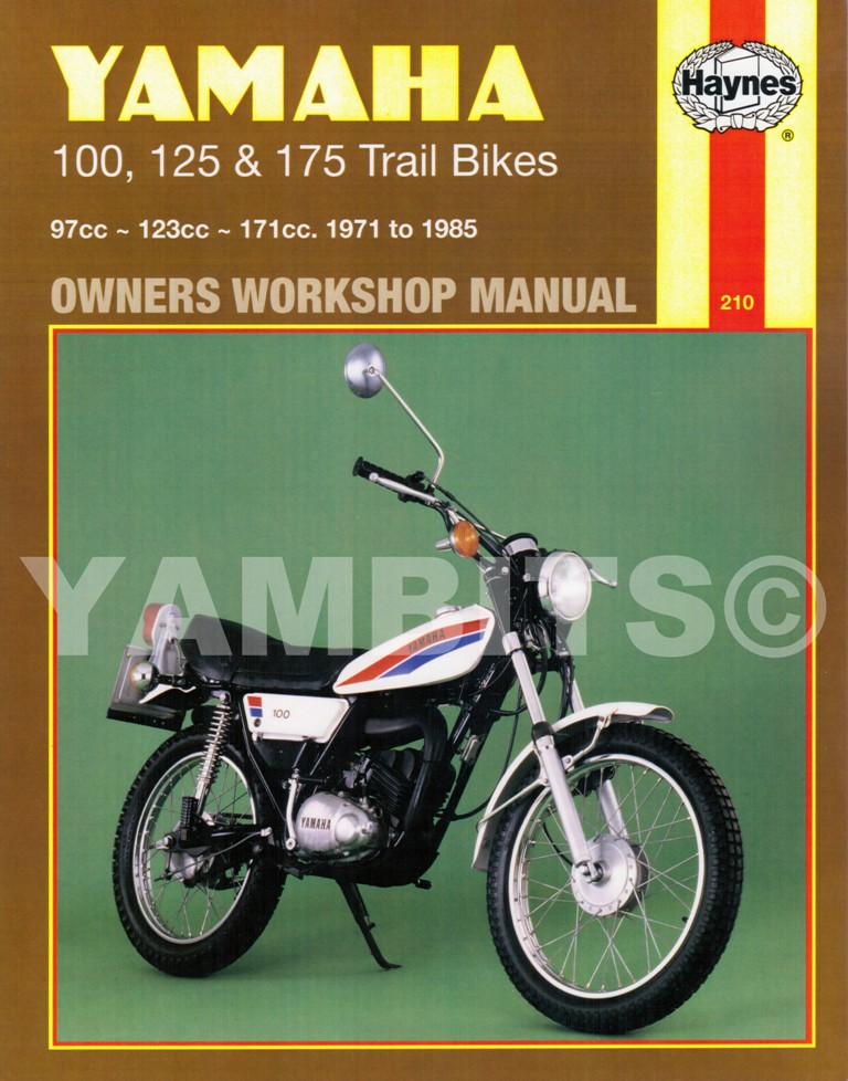 DT100 Workshop Manual