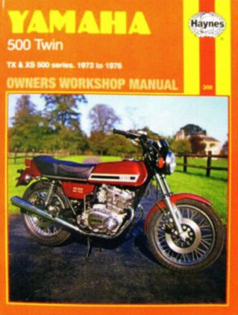 TX500 Workshop Manual