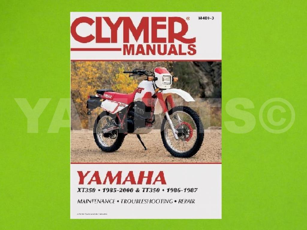 TT350 Workshop Manual