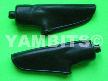 DT250MX Lever Cover Shrouds