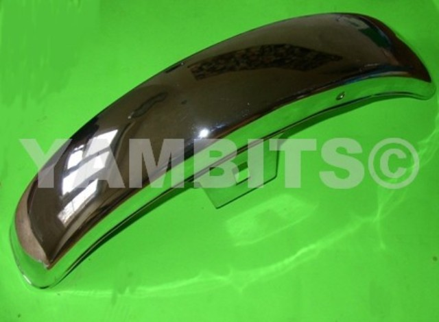 RD400E USA Mudguard Front Budget Option
