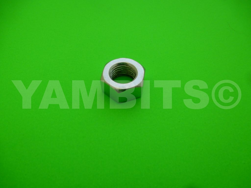 RD400E USA Swing Arm Spindle Nut