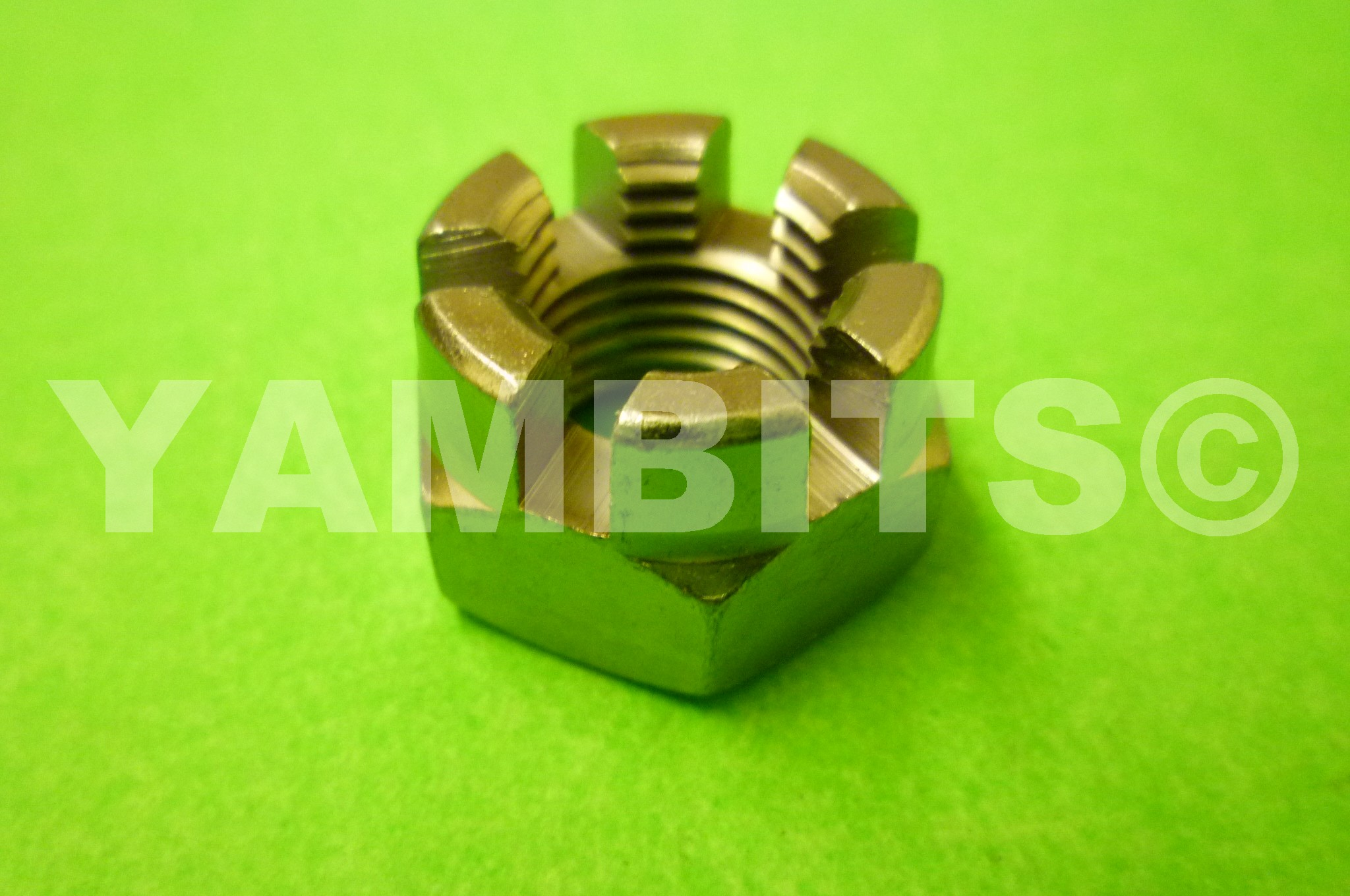 RD200 1976 Spindle Nut Rear
