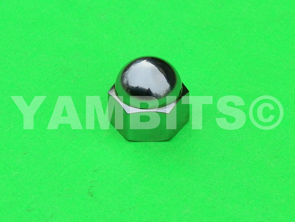 RD400C Yoke Dome Nut Top