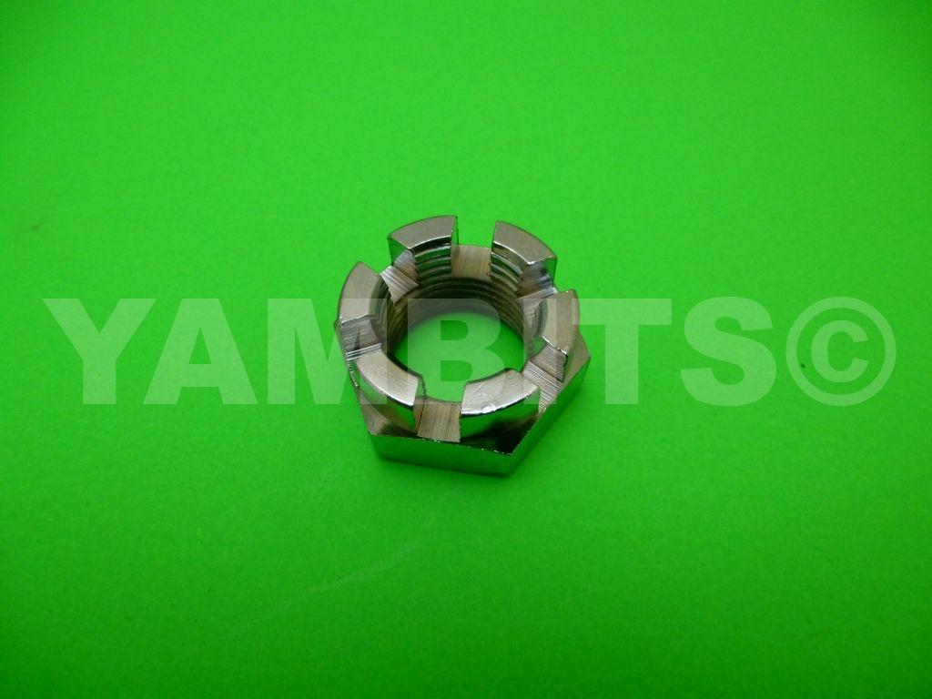 XS1 Spindle Nut Rear