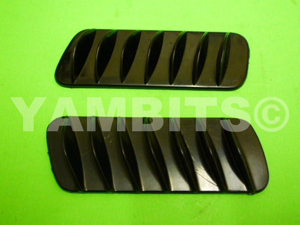 RD250 Side Panel & Oil Tank Fins