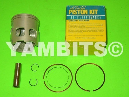 RD350 YPVS LC2 Piston Kit +0.50mm
