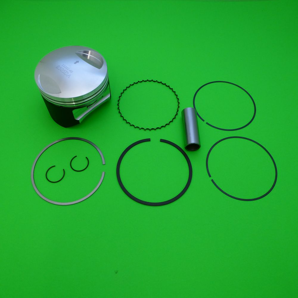 SR400 Piston Kit +0.50mm Wossner 1985-1991