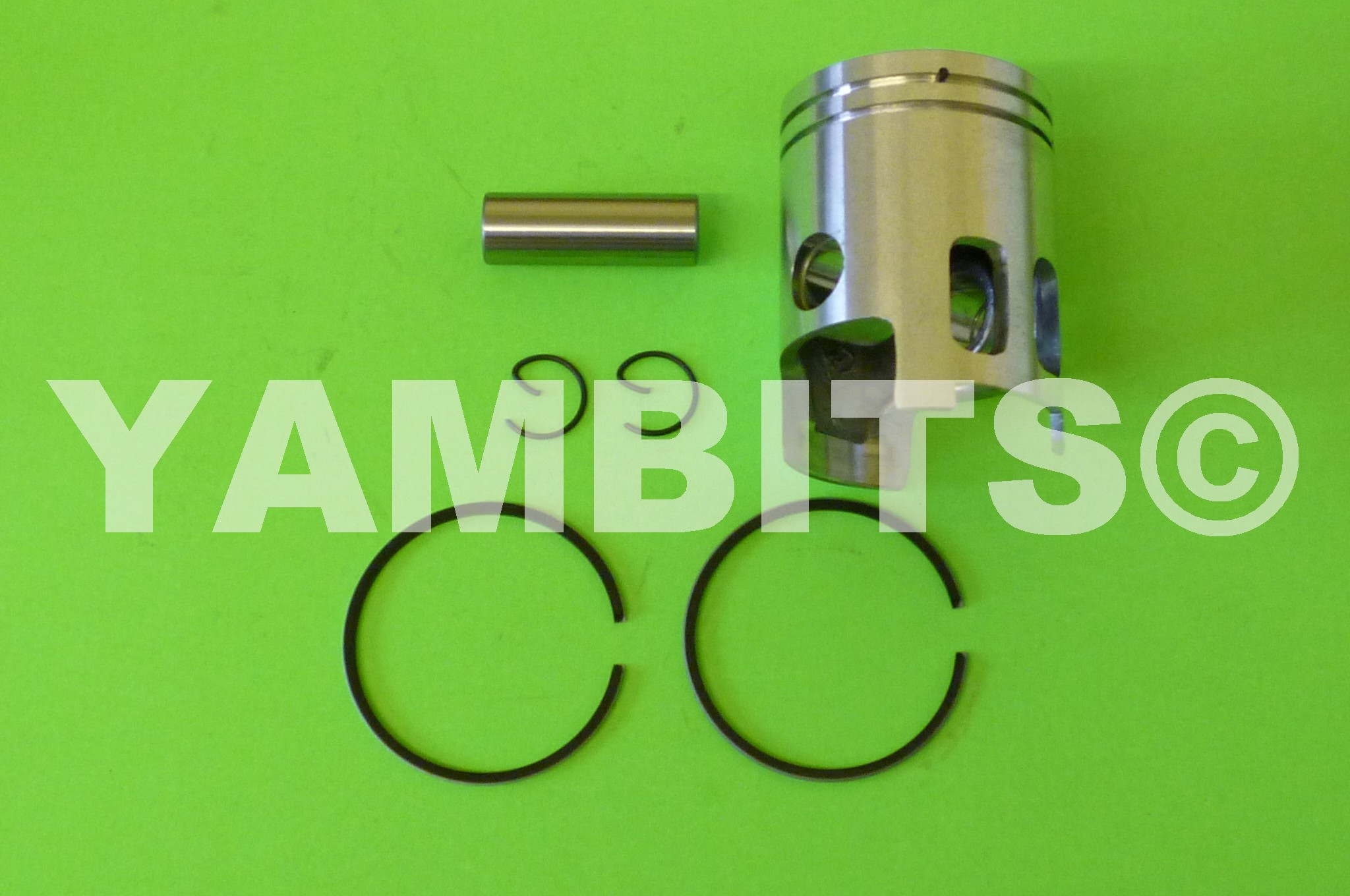 RD125 1975 Piston Kit +1.00mm (Drum)