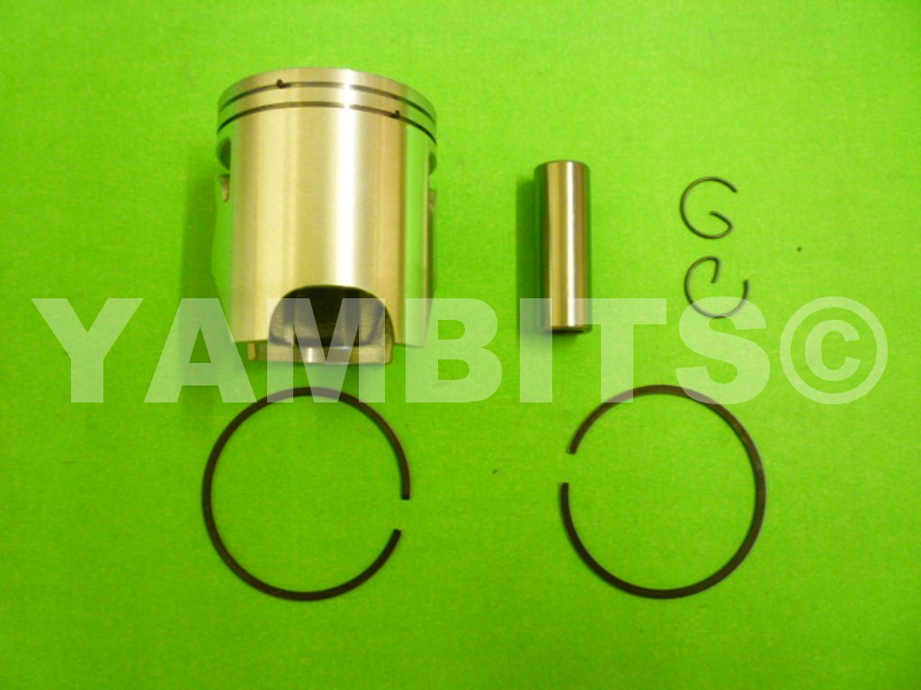 DT125R Piston Kit +1.00mm 1990 Onwards