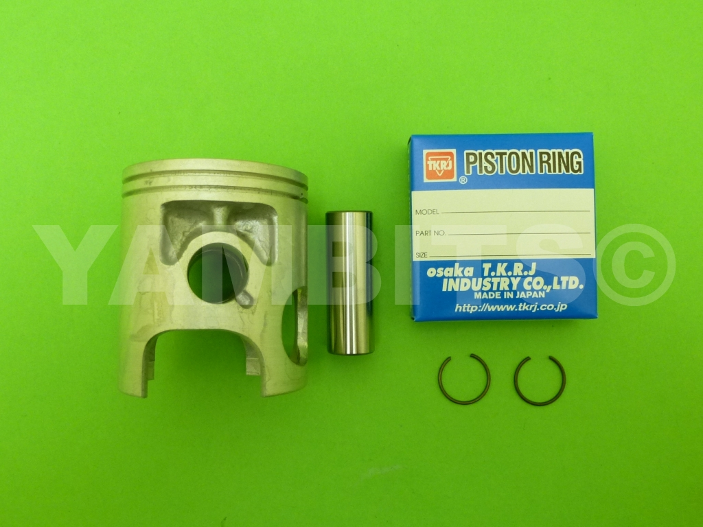 RD125LC MK2 Piston Kit +1.00mm Japanese