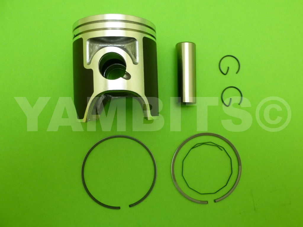 RZV500R Piston Kit Mitaka +0.50 Front