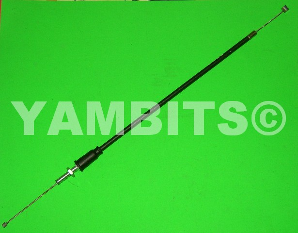 RD350 YPVS LC2 Powervalve Cable Black