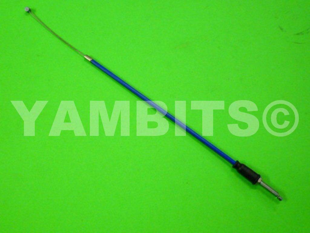 DT125LC MK3 Powervalve Cable Blue