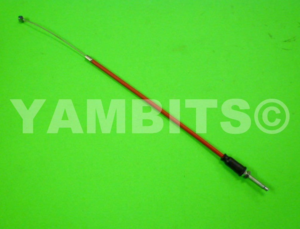DT125LC MK3 Powervalve Cable Red