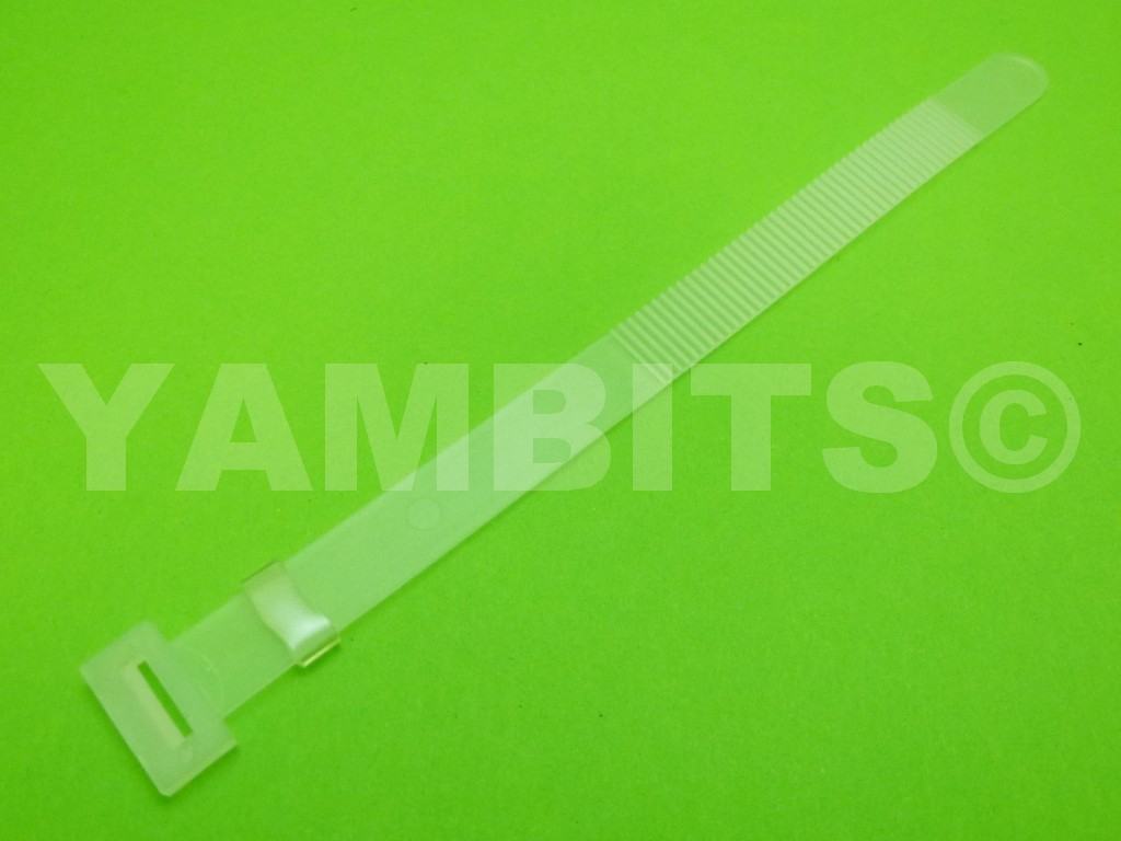 RD200 1975 Handlebar Cable Tie White (Drum)