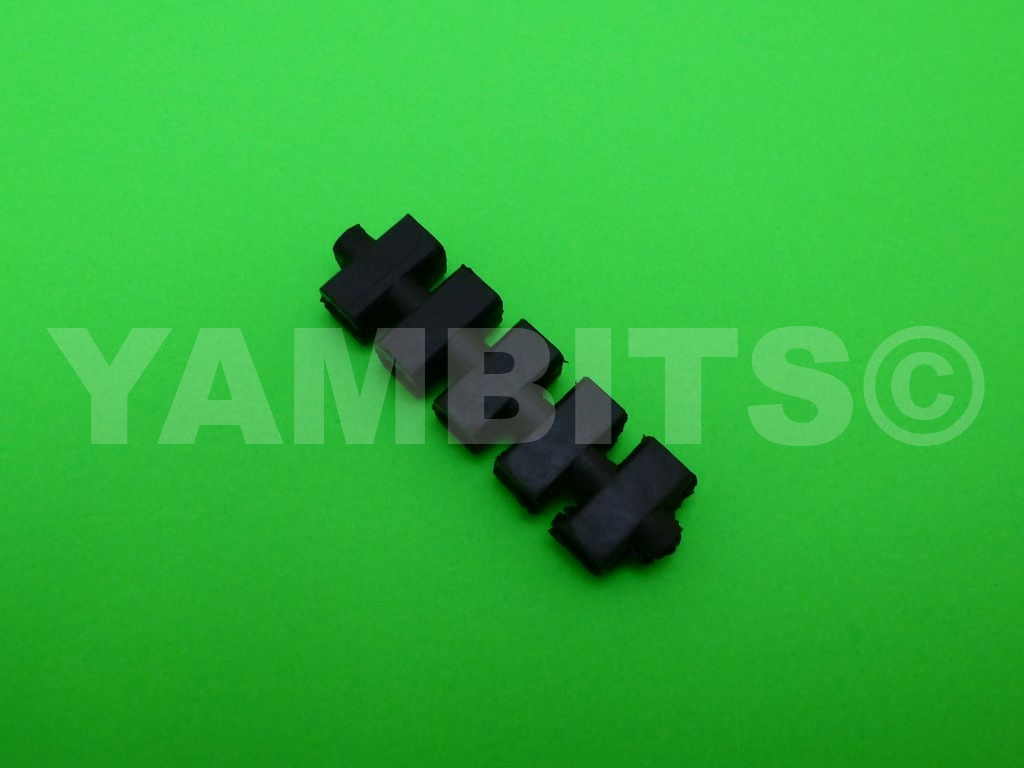 DT80MX Barrel Rubber Damper