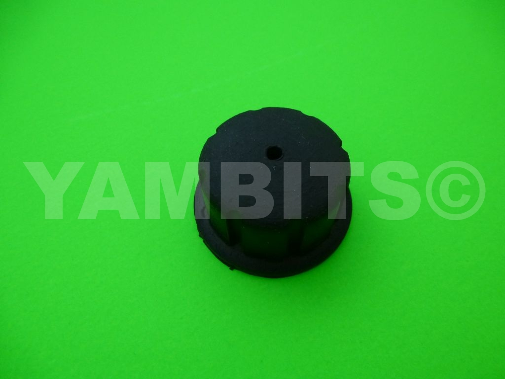 DT125RE Fuel Tank Rubber Front